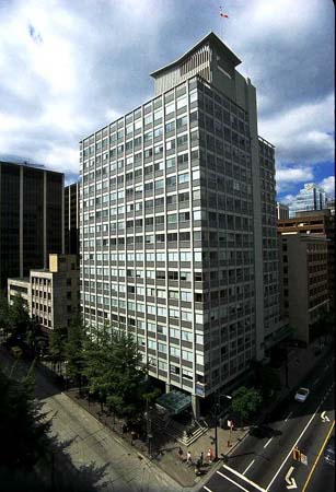 Office for Sublease- 409 Granville