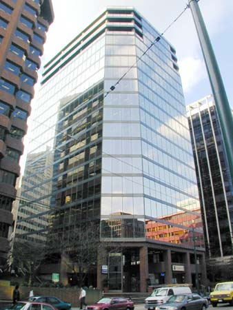 Office Space for Sublease: #1370 – 1140 West Pender Street