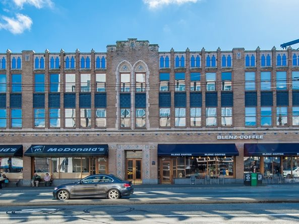 FOR SUBLEASE- 300-1490 WEST BROADWAY