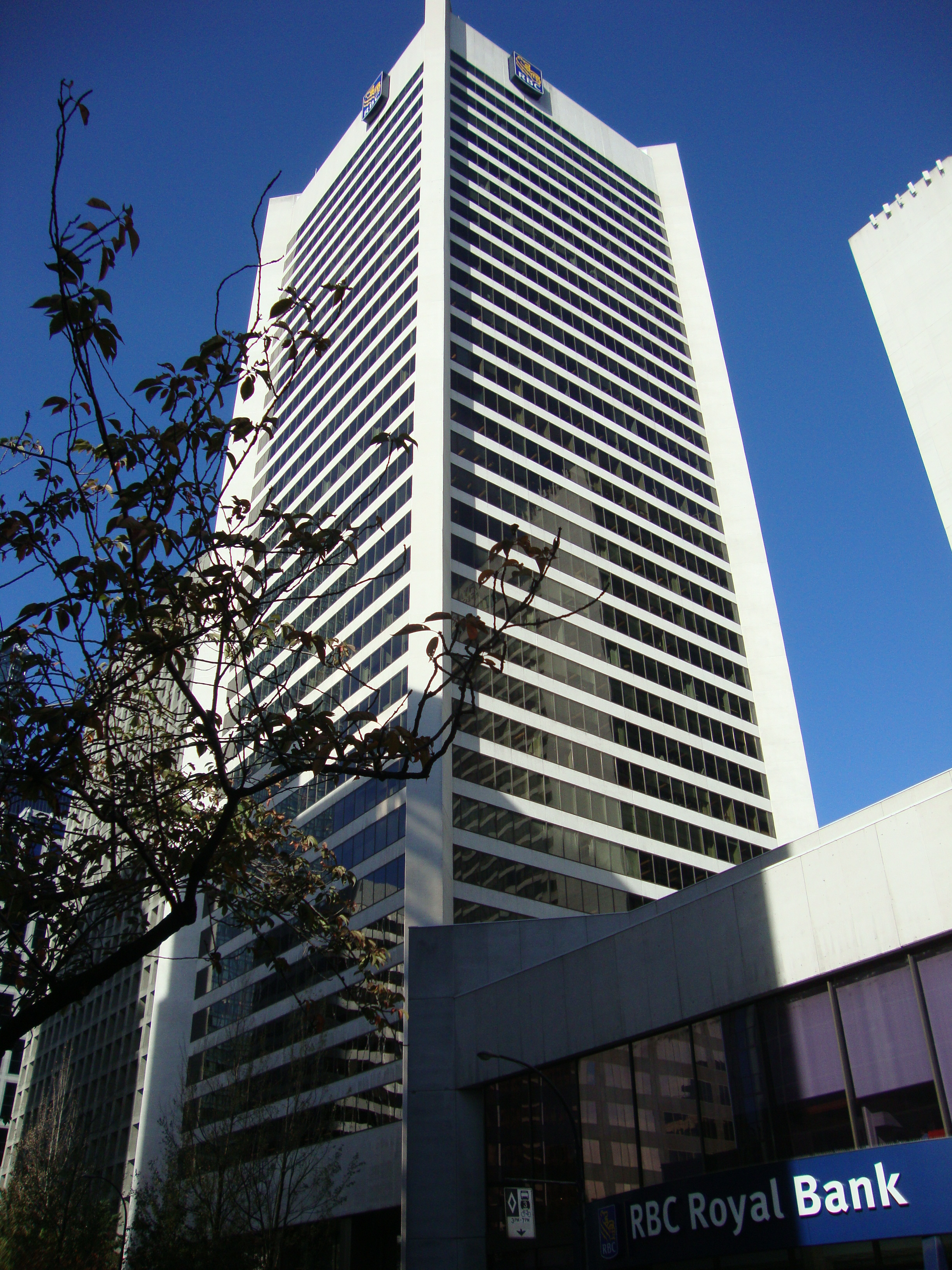 For Sublease: #2701 – 1055 West Georgia Street. 3,600 – 7,311 sf.
