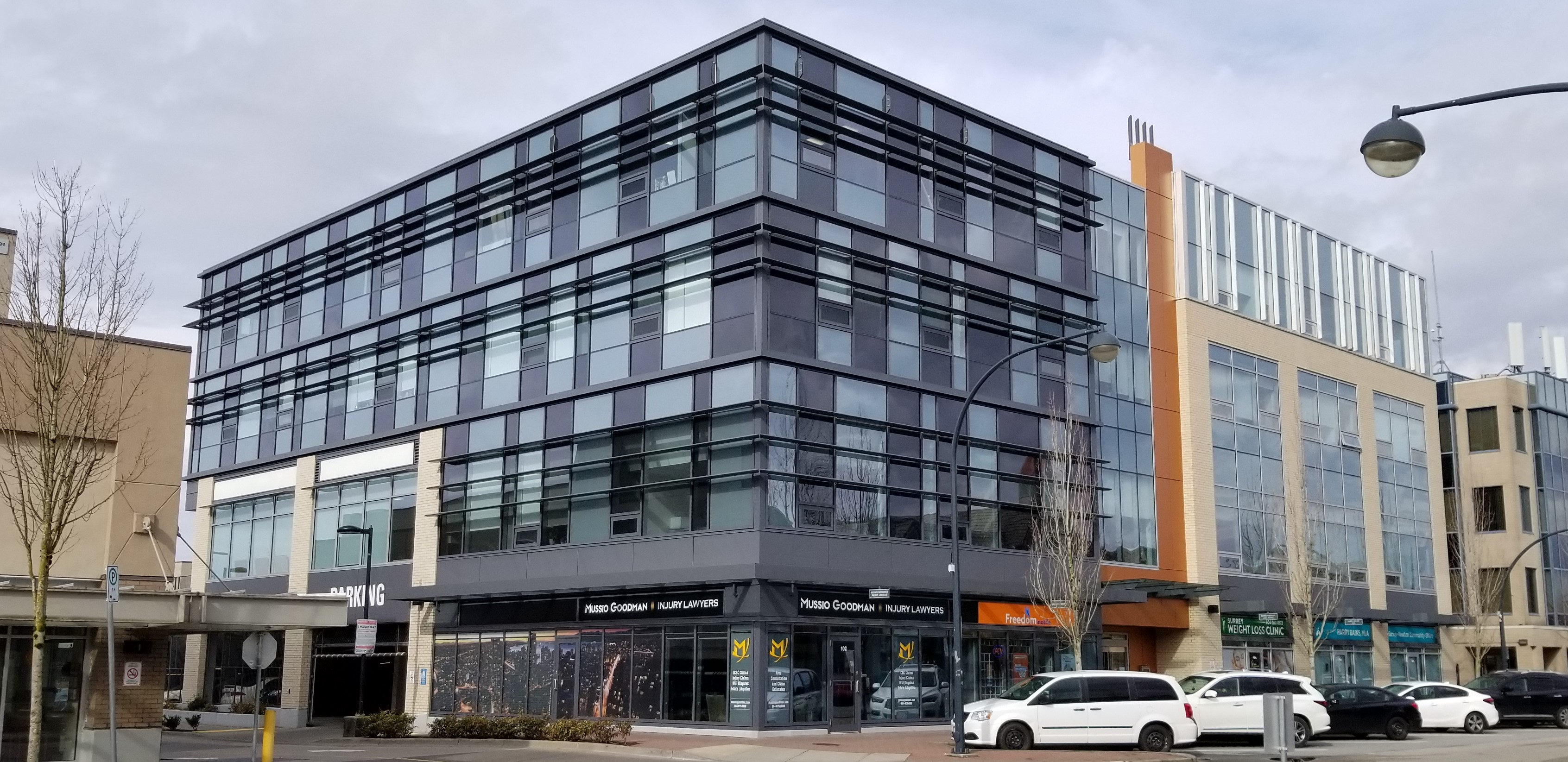 Office Space for Sublease at Centre of Newton, Surrey