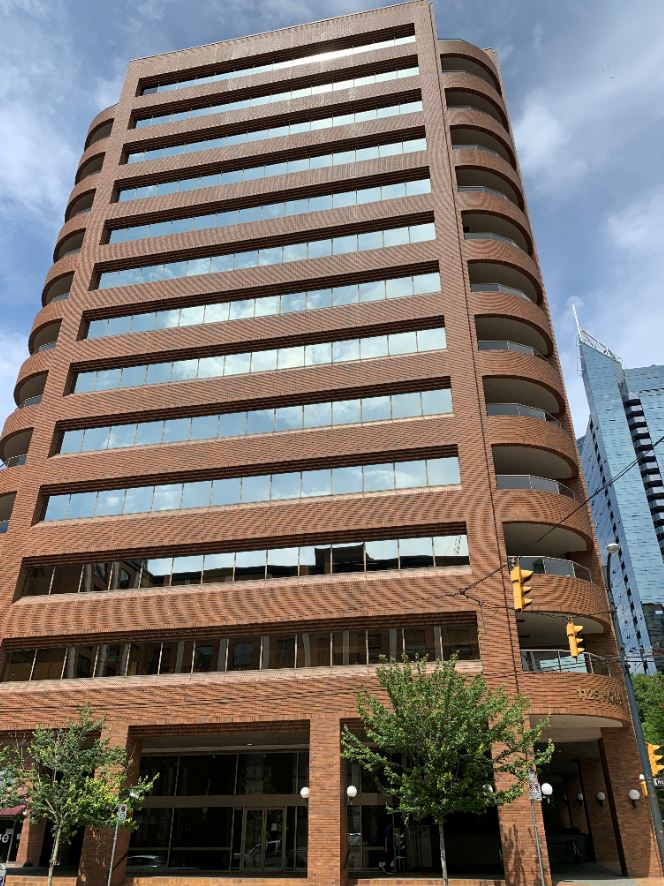 For Sublease – Downtown Office Space – 1125 Howe Street