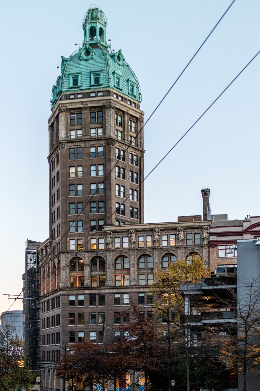 128 West Pender Street – Office Space for Sublease